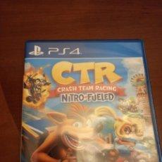 Videojuegos y Consolas PS4: PS4 JUEGO CRASH TEAM RACING. Lote 260736715