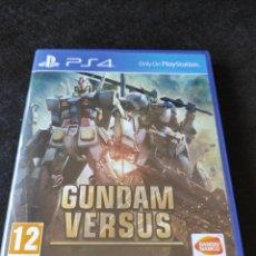 Videojuegos y Consolas PS4: GUNDAM VERSUS. Lote 260810825