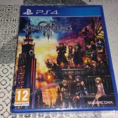 Videojuegos y Consolas PS4: KINGDOM HEARTS III PS4 PAL ESPAÑA PRECINTADO. Lote 260872775