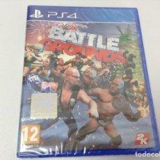 Videojuegos y Consolas PS4: W2K BATTLE GROUNDS. Lote 261224260