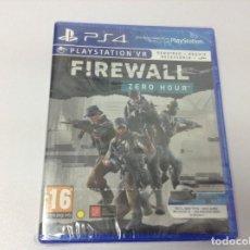Videojuegos y Consolas PS4: FIREWALL ZERO HOUR. Lote 261561560