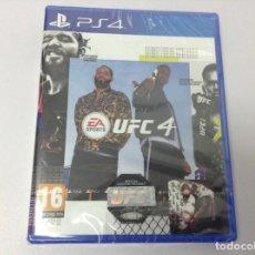 Videojuegos y Consolas PS4: UFC 4. Lote 261562835