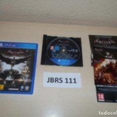 Videojuegos y Consolas PS4: PS4 - BATMAN ARKHAN KNIGHT , PAL ESPAÑOL , COMPLETO. Lote 262041005
