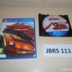 Videojuegos y Consolas PS4: PS4 - MONSTER STRIKE , PAL ESPAÑOL , COMPLETO. Lote 262041435