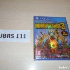 Videojuegos y Consolas PS4: PS3 - BORDERLANDS 3, PAL ESPAÑOL , PRECINTADO. Lote 262043390