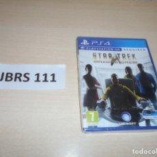 Videojuegos y Consolas PS4: PS4 - STAR TREK - BRIDGE CREW , PAL ESPAÑOL , PRECINTADO. Lote 262043805