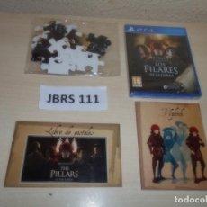 Videojuegos y Consolas PS4: PS4 - LOS PILARES DE LA TIERRA - EDICION COLECIONISTA , PRECINTADO. Lote 262044060