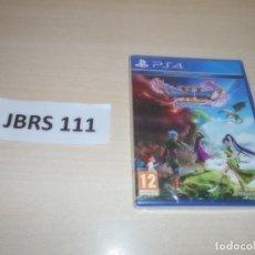Videojuegos y Consolas PS4: PS4 - DRAGON QUEST XI ECOS DE UN PASADO PERDIDO , PAL ESPAÑOL , PRECINTADO. Lote 262044280
