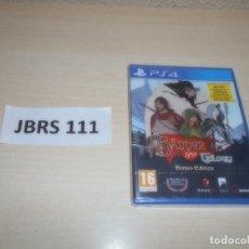 Videojuegos y Consolas PS4: PS4 - THE BADDER SAGA TRILOGY - BONUS EDITION , PAL ESPAÑOL , PRECINTADO. Lote 262044495