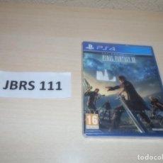 Videojuegos y Consolas PS4: PS4 - FINAL FANTASY XV - DAY ONE EDITION , PAL ESPAÑOL , PRECINTADO. Lote 262044850