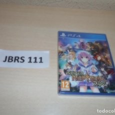 Videojuegos y Consolas PS4: PS4 - SUPER NEPTUNIA RPG , PAL ESPAÑOL , PRECINTADO. Lote 262045065