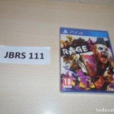 Videojuegos y Consolas PS4: PS4 - RAGE 2 , PAL ESPAÑOL , PRECINTADO. Lote 262045140