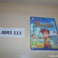 Videojuegos y Consolas PS4: PS4 - MY TIME AT PORTIA , PAL ESPAÑOL , PRECINTADO. Lote 262045245