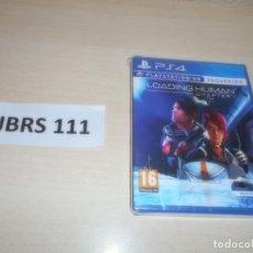 Videojuegos y Consolas PS4: PS4 - LOADING HUMAN CHAPTER 1 , PAL ESPAÑOL , PRECINTADO. Lote 262045340