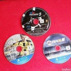 Videojuegos y Consolas PS4: LOTE DE JUEGOS PLAYSTATION 3 Y 4. Lote 262582405