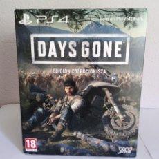 Videojuegos y Consolas PS4: DAYS GONE PS4 ED. COLECCIONISTA PRECINTADO. Lote 262621325