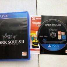 Videojuegos y Consolas PS4: DARK SOULS II SCHOLAR OF THE FIRST SIN 2 BANDAI - PS4 PLAYSTATION 4 PLAY STATION KREATEN. Lote 278869828