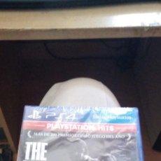 Videojuegos y Consolas PS4: JUEGO PS4 THE LAST OF US PLAY STATION SIN DESPRECINTAR. Lote 262896200