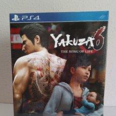Videojuegos y Consolas PS4: YAKUZA 6 AFTER HOURS PS4 ED. PREMIUM PRECINTADO. Lote 262897800