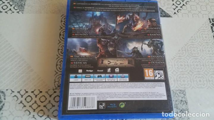 Videojuegos y Consolas PS4: LORDS OF FALLEN PS4 PAL ESPAÑA COMPLETO CON CD SOUNDTRACK LIMITED EDITION - Foto 2 - 262908420