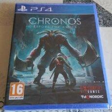 Videojuegos y Consolas PS4: CHRONOS BEFORE THE ASHES PS4 PAL ESPAÑA PRECINTADO THQNORDIC. Lote 262911250