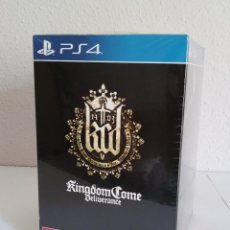 Videojuegos y Consolas PS4: KINGDOM COME DELIVERANCE PS4 ED. LIMITADA PRECINTADO. Lote 262913760