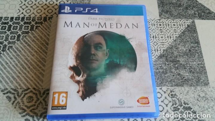 MAN OF MEDAN PS4 PAL ESPAÑA COMPLETO (Juguetes - Videojuegos y Consolas - Sony - PS4)