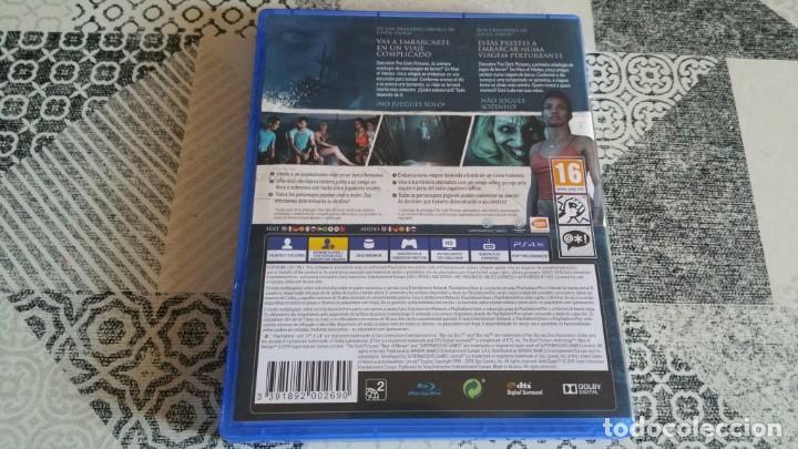 Videojuegos y Consolas PS4: MAN OF MEDAN PS4 PAL ESPAÑA COMPLETO - Foto 2 - 262934195
