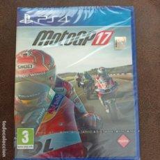 Videojuegos y Consolas PS4: MOTO GP 17 MOTOGP17 PLAYSTATION PS4 JUEGO SONY SELLADO PRECINTADO. Lote 268982574