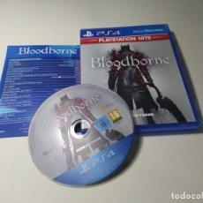 Videojuegos y Consolas PS4: BLOODBORNE ( PS4 - PLAYSTATION 4 - PAL - ESP). Lote 269143478