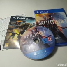 Videojuegos y Consolas PS4: BATTLEFIELD 1 ( PS4 - PLAYSTATION 4 - PAL - ESP). Lote 269143548