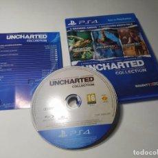 Videojuegos y Consolas PS4: UNCHARTED : THE NATHAN DRAKE COLLECTION ( PS4 - PLAYSTATION 4 - PAL - ESPAÑA ). Lote 269144233