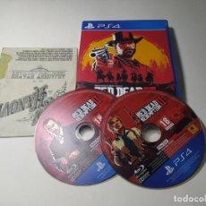 Videojuegos y Consolas PS4: RED DEAD REDEMPTION 2 ( PS4 - PLAYSTATION 4 - PAL - ESPAÑA ). Lote 269144318