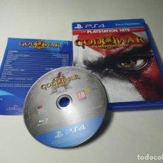 Videojuegos y Consolas PS4: GOD OF WAR 3 - REMASTERIZADO ( PS4 - PLAYSTATION 4 - PAL - ESPAÑA ). Lote 269144458
