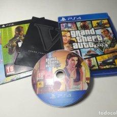Videojuegos y Consolas PS4: GRAND THEFT AUTO 5 ( PS4 - PLAYSTATION 4 - PAL - ESPAÑA ). Lote 269144553