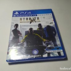 Videojuegos y Consolas PS4: STAR TREK - BRIDGE CREW ( PS4 - PLAYSTATION 4 - PAL - ESPAÑA ) ( PRECINTADO! ). Lote 269145063