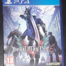 Videojuegos y Consolas PS4: DEVIL MAY CRY 5 PLAYSTATION 4 CAPCOM. Lote 269256473