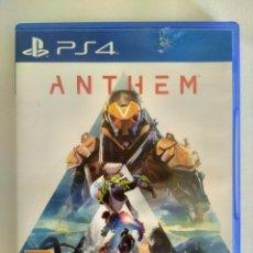 Videojuegos y Consolas PS4: ANTHEM PS4. Lote 269806998