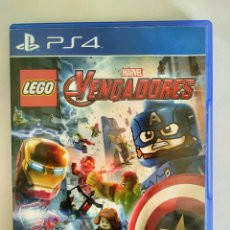 Videojuegos y Consolas PS4: LEGO MARVEL VENGADORES PS4. Lote 269808163