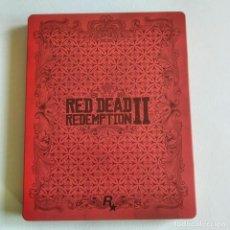 Videojuegos y Consolas PS4: RED DEAD REDEMPTION STEELBOOK PS4. Lote 269828478