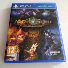 Videojuegos y Consolas PS4: ARMA GALLANT DECKS OF DESTINY. Lote 269828988