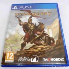 Videojuegos y Consolas PS4: TITAN QUEST PS4. Lote 269830208