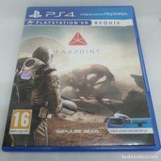 Videojuegos y Consolas PS4: FARPOINT PS4 VR REQUERIDO. Lote 269851238