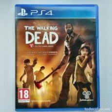 Videojuegos y Consolas PS4: THE WALKING DEAD LA PRIMERA TEMPORADA. Lote 271027513