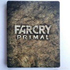 Videojuegos y Consolas PS4: FAR CRY PRIMAL STEELBOOK EDITION PS4. Lote 271028103