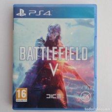 Videojuegos y Consolas PS4: BATTLEFIELD V PS4. Lote 271055938