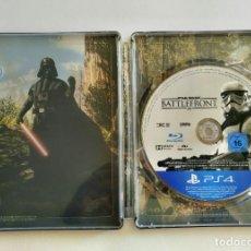 Videojuegos y Consolas PS4: BATTLEFRONT STAR WAR STEELBOOK EDITION PS4. Lote 271056568