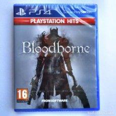 Videojuegos y Consolas PS4: BLOODBORNE PS4 PRECINTADO. Lote 271058908