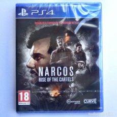 Videojuegos y Consolas PS4: NARCOS RISE OF THE CARTELS PS4 PRECINTADO. Lote 271061613