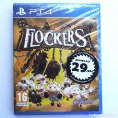 Videojuegos y Consolas PS4: FLOCKERS PS4 PRECINTADO. Lote 271062013